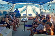 Samui VIP Speed Boat, Ko Samui, Thailand