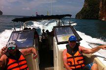 Searunner Speedboat Phuket, Rawai, Thailand