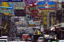 Walking Street Pattaya, Pattaya, Thailand
