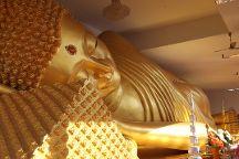 Wat Chanyawat, Bangkok, Thailand