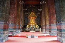 Wat Makut Kasatriyaram Ratchaworavihan, Bangkok, Thailand