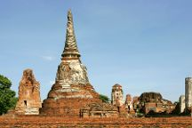Wat Ratchaburana (Temple of the Royal Restoration), Ayutthaya, Thailand