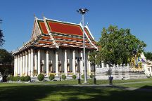 Wat Thepsirintrawat Ratchaworawihan, Bangkok, Thailand