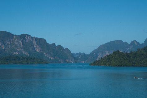Cheow Lan Lake, Ban Ta Khun, Thailand