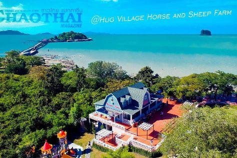 Hug Village, Don Sak, Thailand