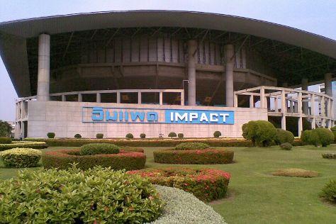 Impact Muang Thong Thani, Pak Kret, Thailand