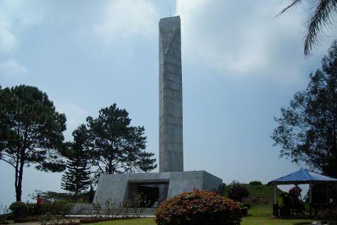 Khao Kho Sacrificial Monument, Khao Kho, Thailand