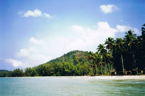 Khlong Prao Beach, Ko Chang, Thailand
