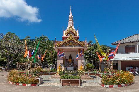 Lanta Old Town, Ko Lanta, Thailand