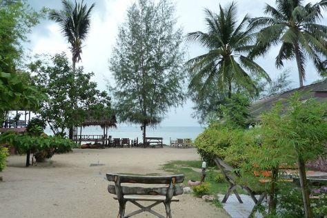 Mae Haad Beach, Ko Pha-ngan, Thailand