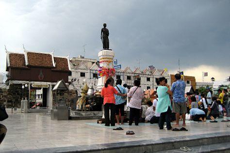 Thao Suranaree (Ya Mo) Monument, Nakhon Ratchasima, Thailand