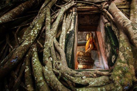 Wat Bang Kung, Bang Khonthi, Thailand