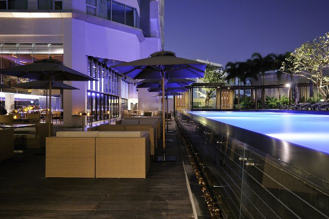Anantara Spa at Anantara Sathorn Bangkok Hotel, Bangkok, Thailand