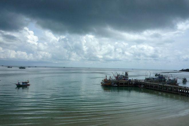 Ao Chaloklum Bay, Ko Pha Ngan, Thailand