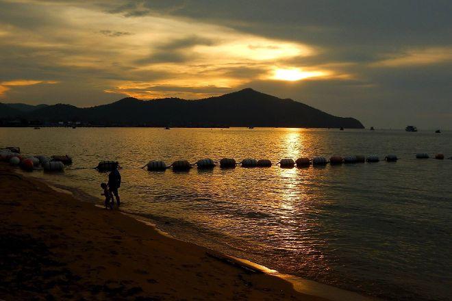 Bang Saray Beach, Bang Sare, Thailand