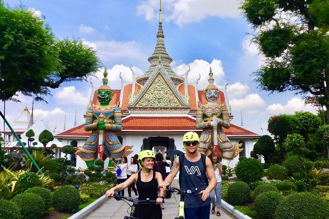 Bangkok Bike Adventure, Bangkok, Thailand