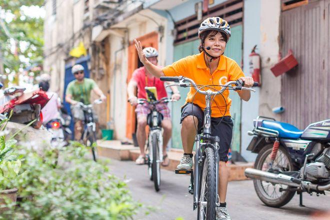 Bangkok Bike Tours by Baja Bikes, Bangkok, Thailand