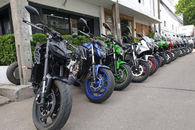 Bangkok Bikes Rental, Bangkok, Thailand