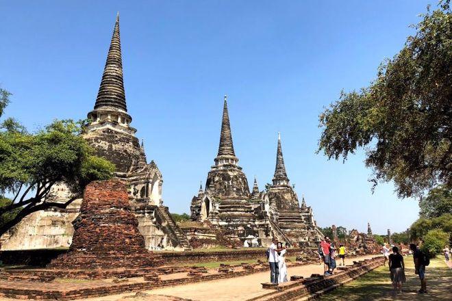 Bangkok Day Tours, Bangkok, Thailand