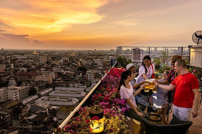 Bangkok Urban Adventures, Bangkok, Thailand