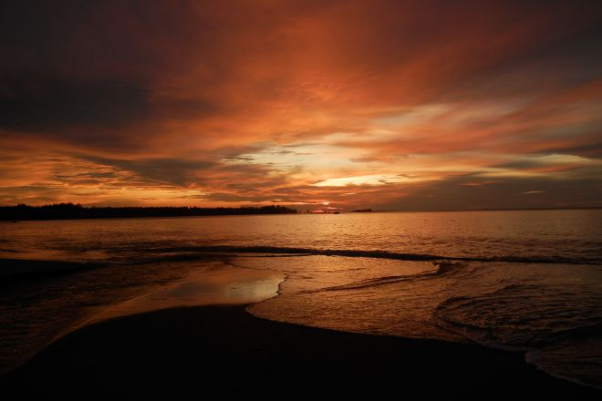 Bangsak Beach, Takua Pa, Thailand