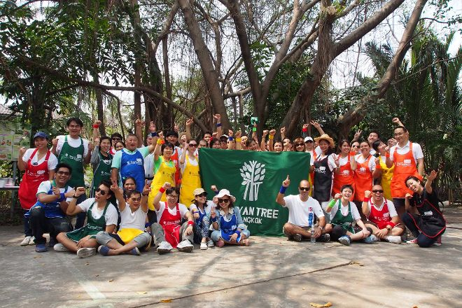 Banyan Tree Spa Bangkok, Bangkok, Thailand