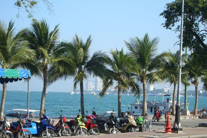 Beach road, Pattaya, Thailand