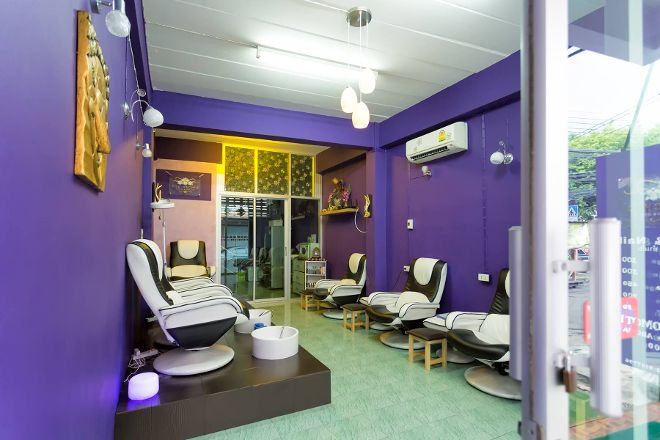 Bliss Nail Spa & Massage, Bangkok, Thailand