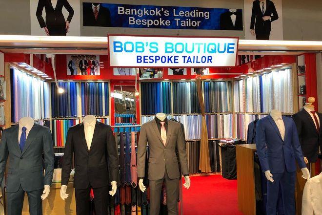 Bob's Boutique at MBK, Bangkok, Thailand