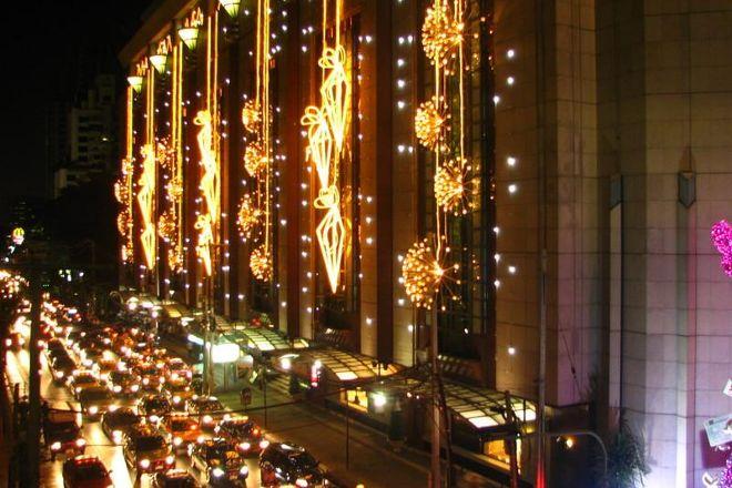 Central Chidlom, Bangkok, Thailand