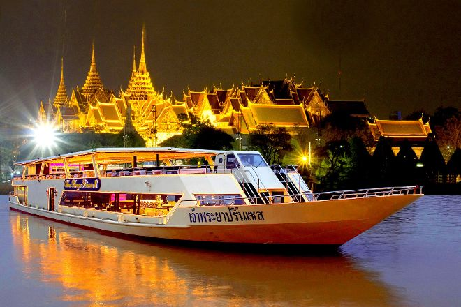 Chao Phraya Princess Dinner Cruise, Bangkok, Thailand