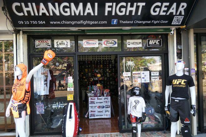 CHIANGMAI FIGHT GEAR, Chiang Mai, Thailand