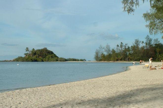 Choeng Mon Beach, Choeng Mon, Thailand