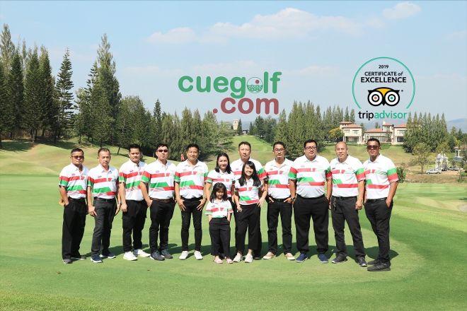 cuegolf.com, Bangkok, Thailand