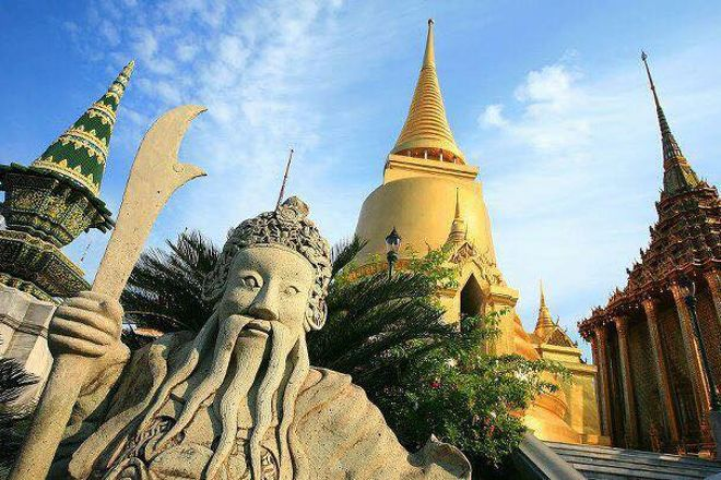 Guide Bangkok Travel - Day Tours, Bangkok, Thailand