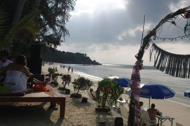 Haad Yao Beach, Ko Pha Ngan, Thailand