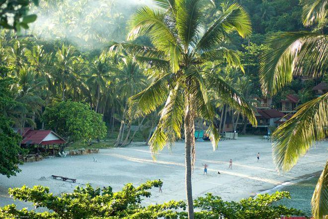 Hat Sadet Beach, Ko Pha Ngan, Thailand