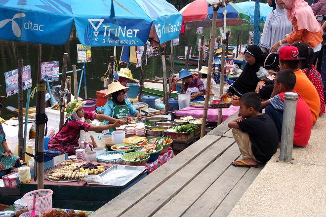 Hat Yai Floating Market, Hat Yai, Thailand
