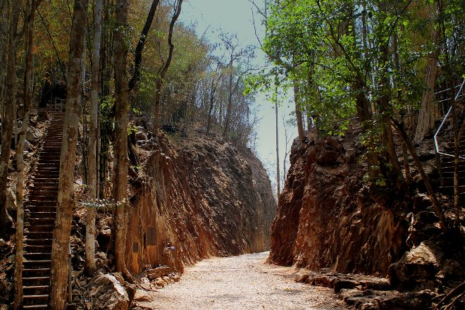 Hellfire Pass Interpretive Centre, Tha Sao, Thailand