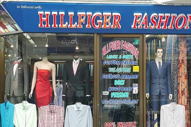 Hillfiger Fashion, Patong, Thailand