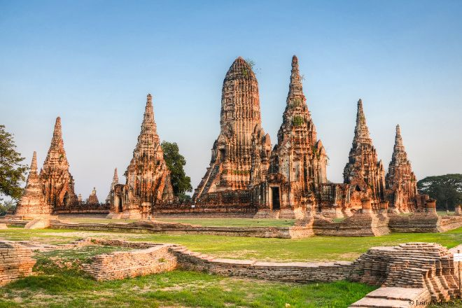 Historic City of Ayutthaya, Ayutthaya, Thailand