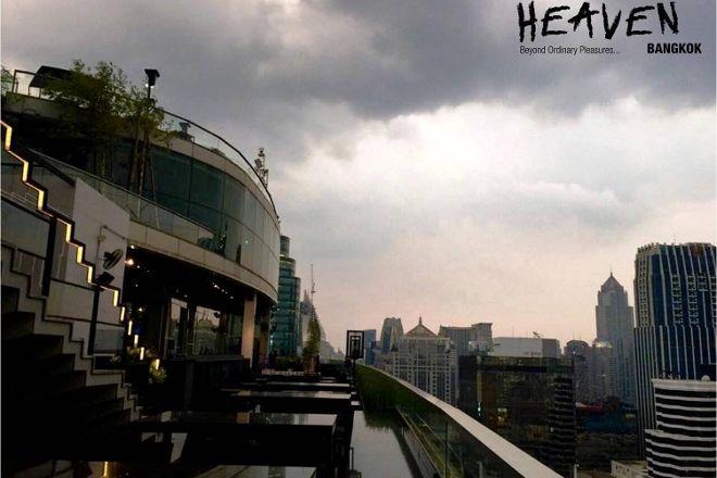 Horizons at HEAVEN Bangkok, Bangkok, Thailand
