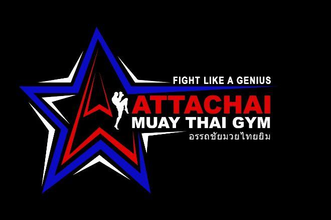 Jaroenthong Muay Thai Gym, Bangkok, Thailand
