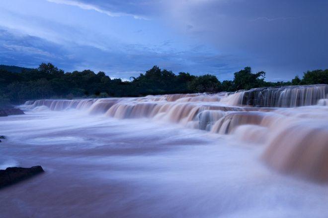 Khek River, Wang Thong, Thailand