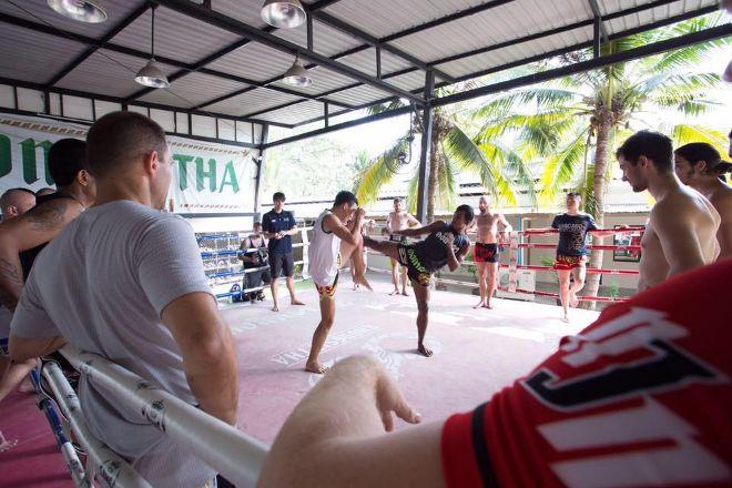 Khongsittha Muay Thai, Bangkok, Thailand