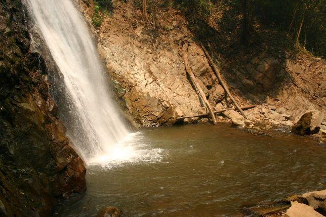 Khun Korn Waterfall, Chiang Rai, Thailand