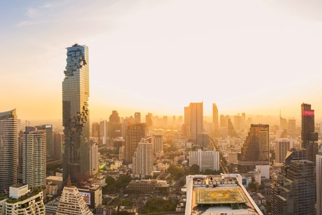 King Power Mahanakhon, Bangkok, Thailand