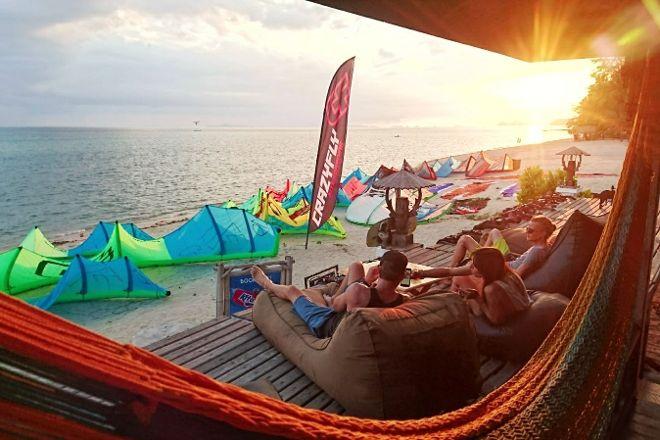 Kiteflip - Kite & Wakeboard Center, Baan Tai, Thailand