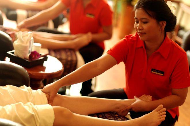 Lek Massage Bangkok - Lek House BTS National Stadium, Bangkok, Thailand