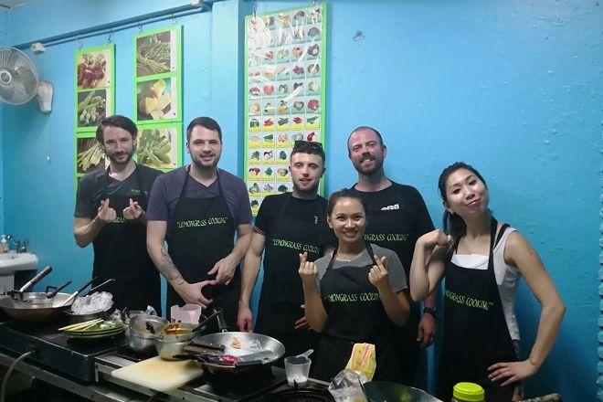 Lemongrass Bangkok Cooking School, Bangkok, Thailand